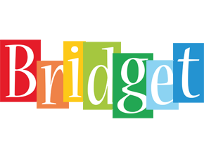 Bridget colors logo