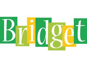 Bridget lemonade logo