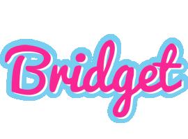 Bridget popstar logo