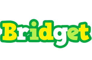 Bridget soccer logo