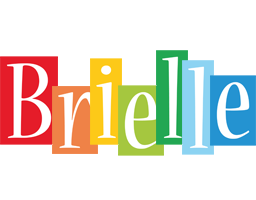 Brielle colors logo