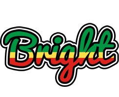 Bright african logo