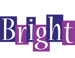 Bright autumn logo
