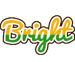 Bright banana logo