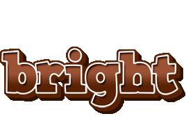 Bright brownie logo