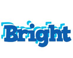 Bright business logo