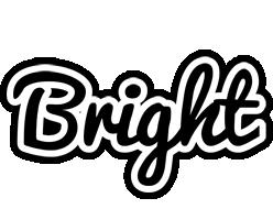 Bright chess logo