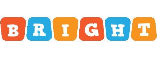 Bright comics logo