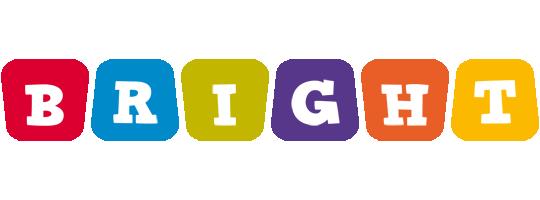 Bright daycare logo