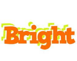 Bright healthy logo