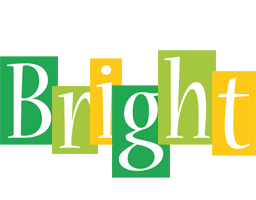 Bright lemonade logo