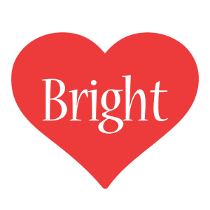 Bright love logo
