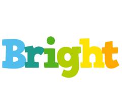 Bright rainbows logo