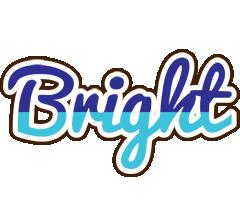 Bright raining logo