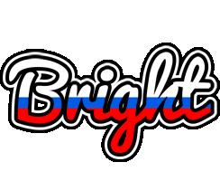 Bright russia logo