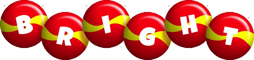 Bright spain logo