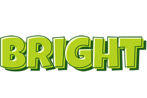 Bright summer logo