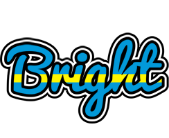 Bright sweden logo