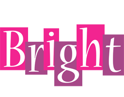 Bright whine logo