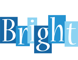 Bright winter logo