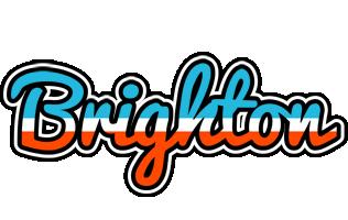 Brighton america logo