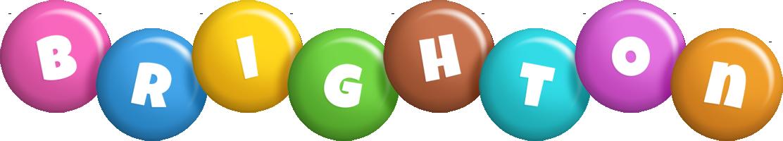 Brighton candy logo