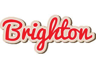 Brighton chocolate logo