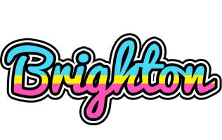 Brighton circus logo