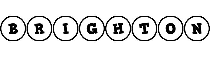Brighton handy logo