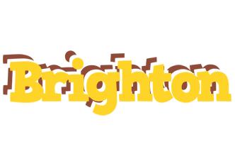 Brighton hotcup logo