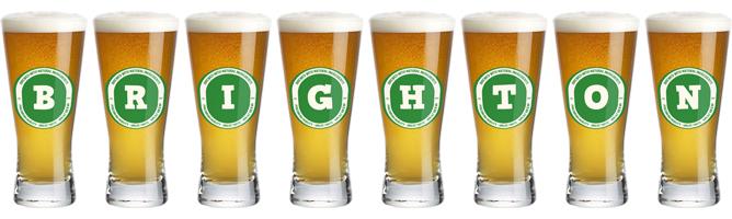 Brighton lager logo