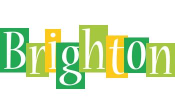 Brighton lemonade logo