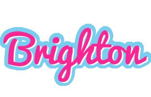Brighton popstar logo