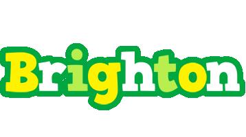 Brighton soccer logo