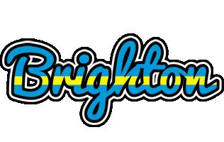 Brighton sweden logo
