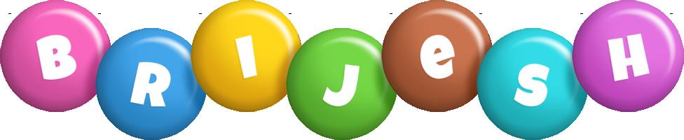 Brijesh candy logo