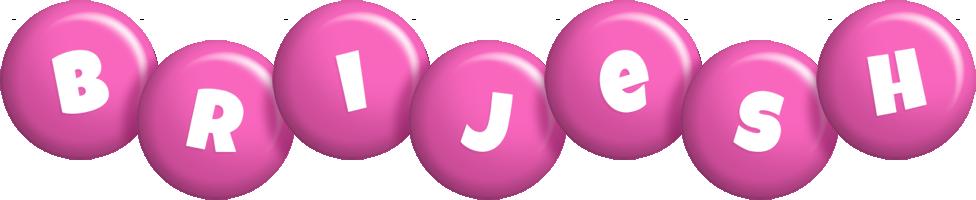 Brijesh candy-pink logo