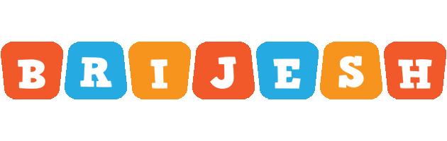 Brijesh comics logo