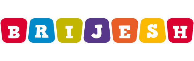 Brijesh daycare logo