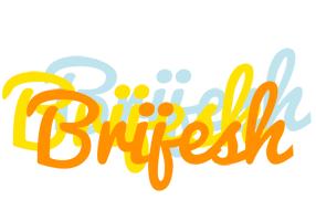 Brijesh energy logo