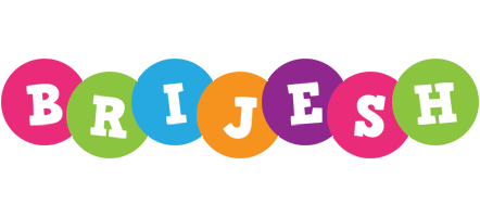 Brijesh friends logo