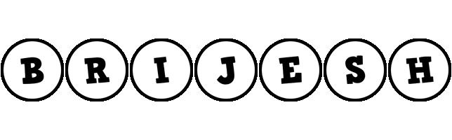 Brijesh handy logo