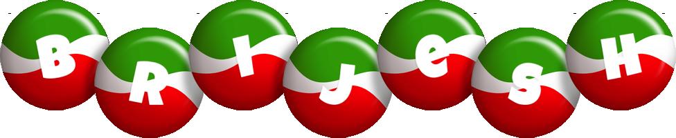 Brijesh italy logo