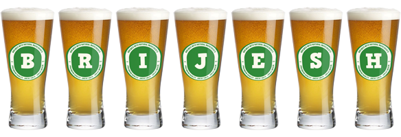 Brijesh lager logo