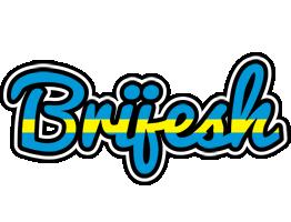 Brijesh sweden logo