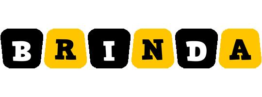 Brinda boots logo