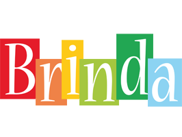 Brinda colors logo