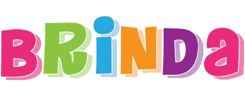 Brinda friday logo
