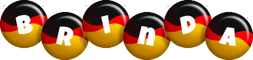 Brinda german logo