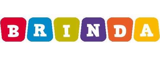 Brinda kiddo logo